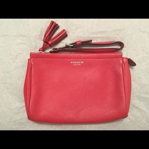 LIKE NEW Coach Small Wristlet